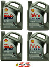 4x 5l Shell Helix Ultra ECT C2/C3 0W-30 Motoröl 20 Liter VW Mercedes Porsche