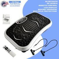 【2021 Hot】Vibration Platform Plate Whole Body Exercise Fitness Massager Machine