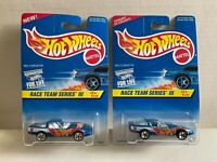 Collector# 200 Black Variation 1991 Hot Wheels Custom Corvette Mattel