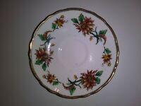 "Crown Staffordshire Fine Bone China, England, 5"" Saucer"