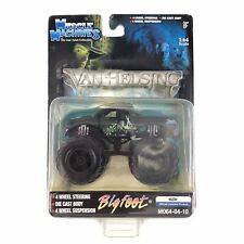 Muscle Machines Van Helsing Monster Truck Bigfoot Big Foot Die Cast 1/64 Scale