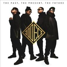 JODECI - THE PAST, THE PRESENT, THE FUTURE * NEW CD