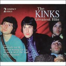 The Kinks Greatest Hits 2 CD Set New Sealed RARE Canada Import