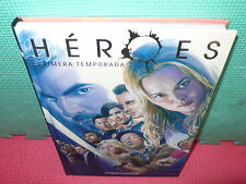 HEROES - 1 TEMPORADA  - TAPA DURA
