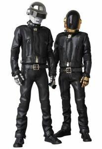 Daft Punk Medicom Real Action Heroes 2 set HUMAN AFTER ALL Ver 2.0