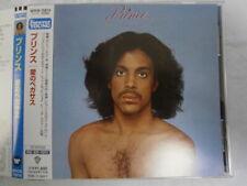 Prince Self-Titled [1979] Japan CD WPCR-75014 W/Obi