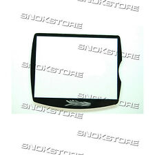 WINDOW DISPLAY OUTER GLASS FOR NIKON D60 DSLR ACRYLIC VETRINO RICAMBI