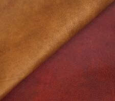 Horween Buckaroo Cowhide Leather, 2 mm thick, Assorted colours and sizes