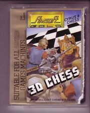 3D Chess / Cyrus II Chess (Amsoft) Amstrad DISK Disc * - More In Store!