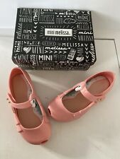 MINI Melissa IT BB Pink//White US8 31607-52137