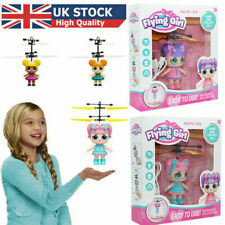 Toys for Girl Flying Lol Surprise Doll Led2 3 4 5 6 7 8 9 Year Old Age Xmas Gift