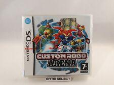 CUSTOM ROBO ARENA NINTENDO DS 2DS 3DS PAL ITALIANO TRIANGOLO BLU NUOVO SIGILLATO