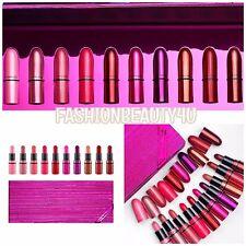 MAC Shiny Pretty Things LIP KIT / 10 Holiday Mini Lipstick Gift Set  💯AUTHENTIC