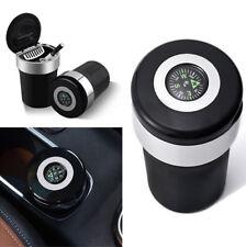 1PCS LED Car Ashtray Vechile Accessories Plastic& illuminated Metal Fit Most Car