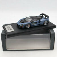 1:43 Model Mclaren Senna Ayrton V8 Victory Grey 2018 Limited Edition