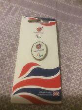 Olympics London 2012 Pin Badge Paralympic GB