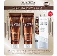 """John Frieda Brilliant Brunette Variety Pack (3 pk.) """"BRAND NEW"""""""