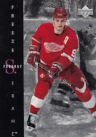 SERGEI FEDOROV NO:F8 FREEZE FRAME in UPPER DECK  1995    a