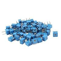 10Pcs Potentiometer Trimmer Variable Resistor 3362P-502 5K Ohm