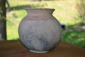 Ancient Archaic BAN CHIANG Pottery Pot Vessel Northern Thailand Cord Wrap
