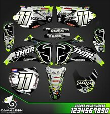 Yamaha YZF250-450 2006 2007 2008 2009 yzf450 yz250f yz450f graphics kit stickers