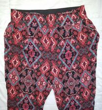 e2bbbc4502 Forever 21 Womens Joggers Ankle Cropped Pants Harlem Size Small Xs X-Small