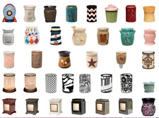 Scentsy Full Size Warmers RETIRED DISCONTINUED RARE ~YOU CHOOSE~ NEW IN BOX