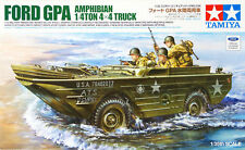 TAMIYA 1/35 Ford GPA Anfibio 1/4 Tonelada 4x4 camión #35336