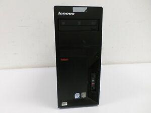 Lenovo ThinkCentre Desktop Workstation Core 2 Duo 2 GB RAM No Hard Drive