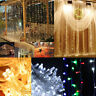 10-100 LED String Fairy Light Battery Operated Xmas Party Room Outdoor Decor DIY