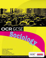 OCR GCSE Sociology Student Book-ExLibrary