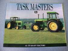 John Deere 2555, 2755, 2955, 3055, 3255 Tractor Brochure 20 Pages