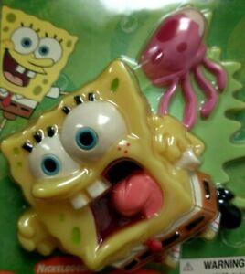 *RARE * NEW SPONGEBOB Night Light Lamp 2003 Jellyfish Nickelodeon NIP