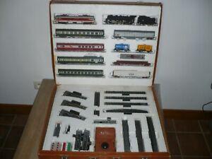 Coffret JOUEF SUPER PRESTIGE de 1976 dans valise , complet