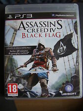 Jeux PLAYSTATION 3 PS3 ASSASSIN'G CREED IV BLACK FLAG