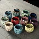 Ceramic kiln Tea Cup Porcelain Pottery Drinkware Egg Style Bowl