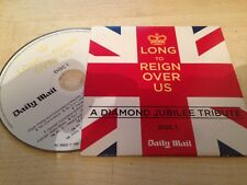 LONG TO REIGN OVER US A DIAMOND JUBILEE TRIBUTE Disc 1 CD Tracks Music Audio