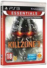 NEUF - jeu KILLZONE 3 pour PLAYSTATION 3 PS3 en francais game spiel fps NEW