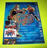 VIRTUA FIGHTER 2 Sega 1995 Original NOS VIDEO ARCADE GAME Promo Sales FLYER