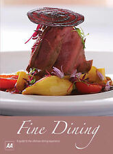 Fine Dining by AA Publishing (Paperback, 2008)