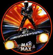 "70's George Miller Classic Mad Max ""Interceptor"" custom tee Any Size Any Color"