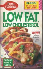 Betty Crocker Creative Recipes April 1992 Low Fat Low Cholesterol