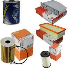 MAHLE / KNECHT Inspektionspaket Filter Set SCT Motor Flush Motorspülung 11613668