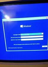 WINDOWS 8.1 32-bit DvD Disc Pro Home Restore  ReINSTALL recovery repair drive