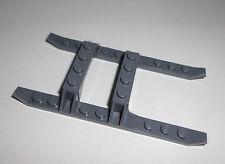 Lego (30248) Hubschrauber Kufen 12x6, in dunkelgrau aus 4440 7686 60047 7741