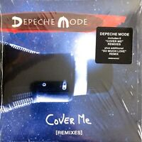 CD MAXI DEPECHE MODE COVER ME REMIXES CARDBOARD SLEEVE NEUF SOUS BLISTER 2017