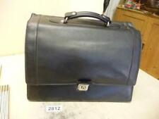 2812. gebr. Aktentasche Leder Tasche Aktenkoffer