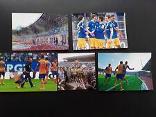 FC Bayern München 5xFoto DFB Eintracht Braunschweig Hamburger sV HSV Hamburg
