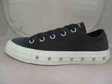 Converse All Star Studs Women's Leather Trainers  UK 6 US 8 EUR 39 CM 24.5 *6176