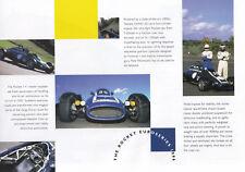 ROCKET EURO SERIES Racing Motorsport Light Car Prospekt Sales Brochure 1996 /5